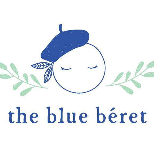 the blue beret